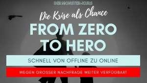 Die Krise als Chance - Von Offline zu Online